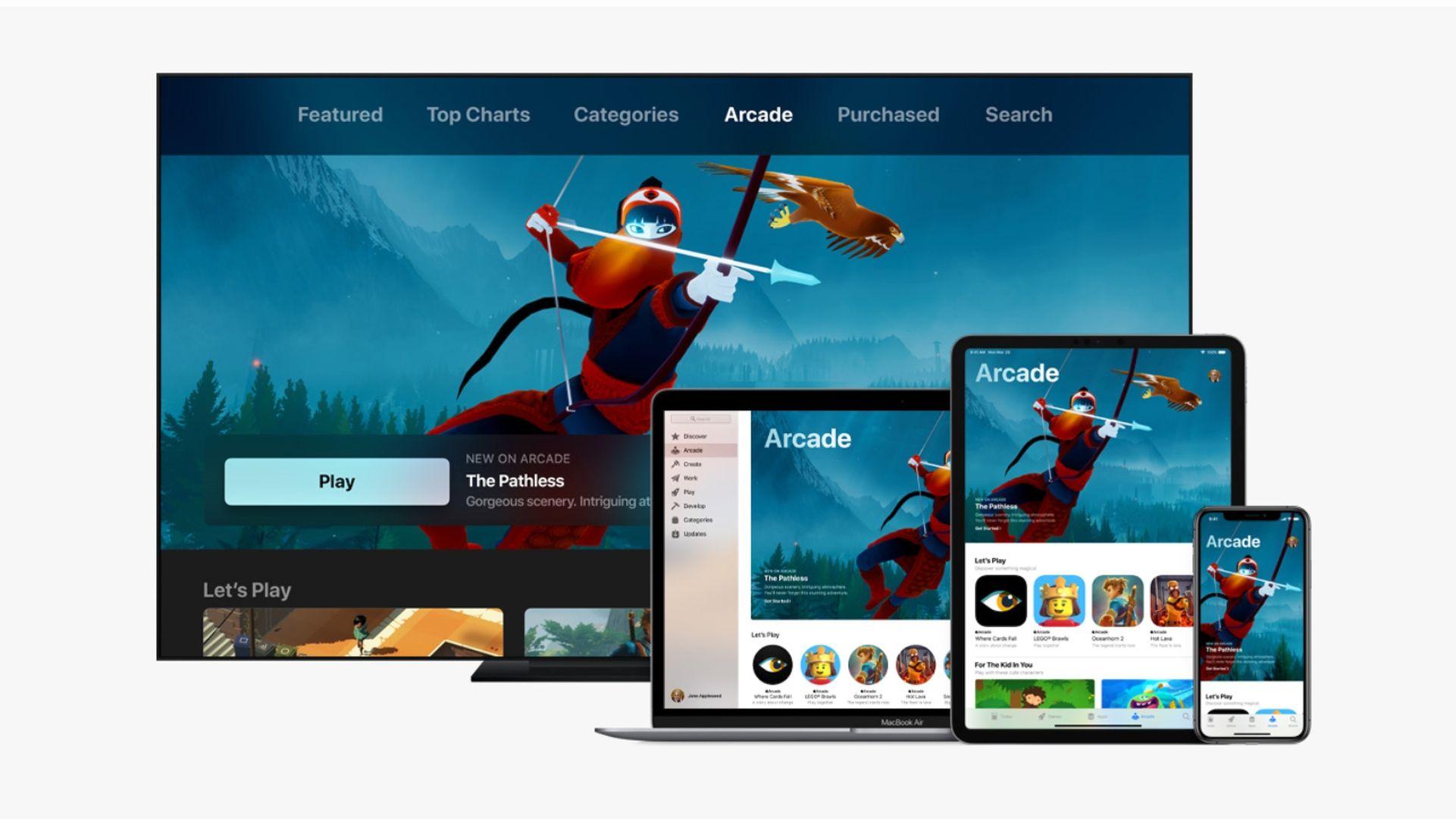 Pięć nowych gier dostępnych w usłudze Apple Arcade
