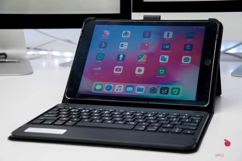 """Recenzja etui z klawiaturą ZAGG Messenger Folio dla iPadów Air 2/Pro 9.7""""/ Air 2018"""