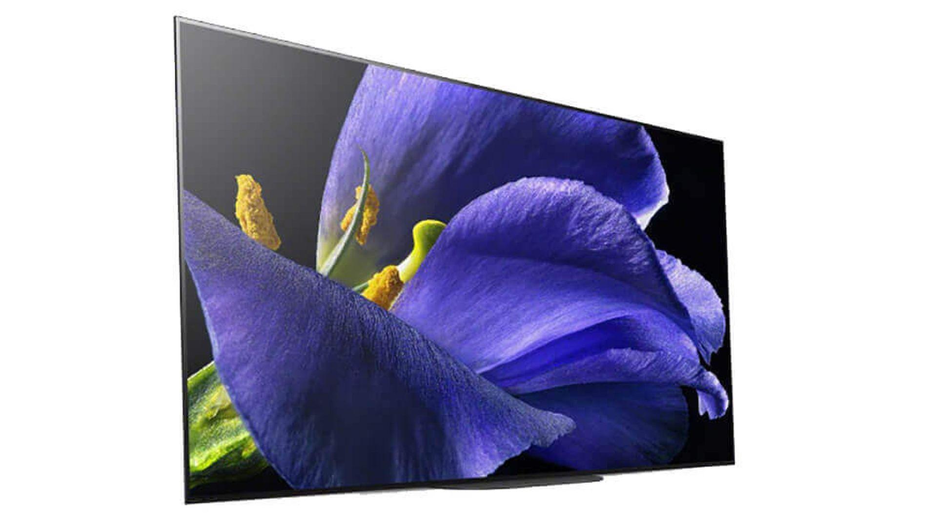 Tegoroczne smart telewizory od Sony z aplikacją Apple TV