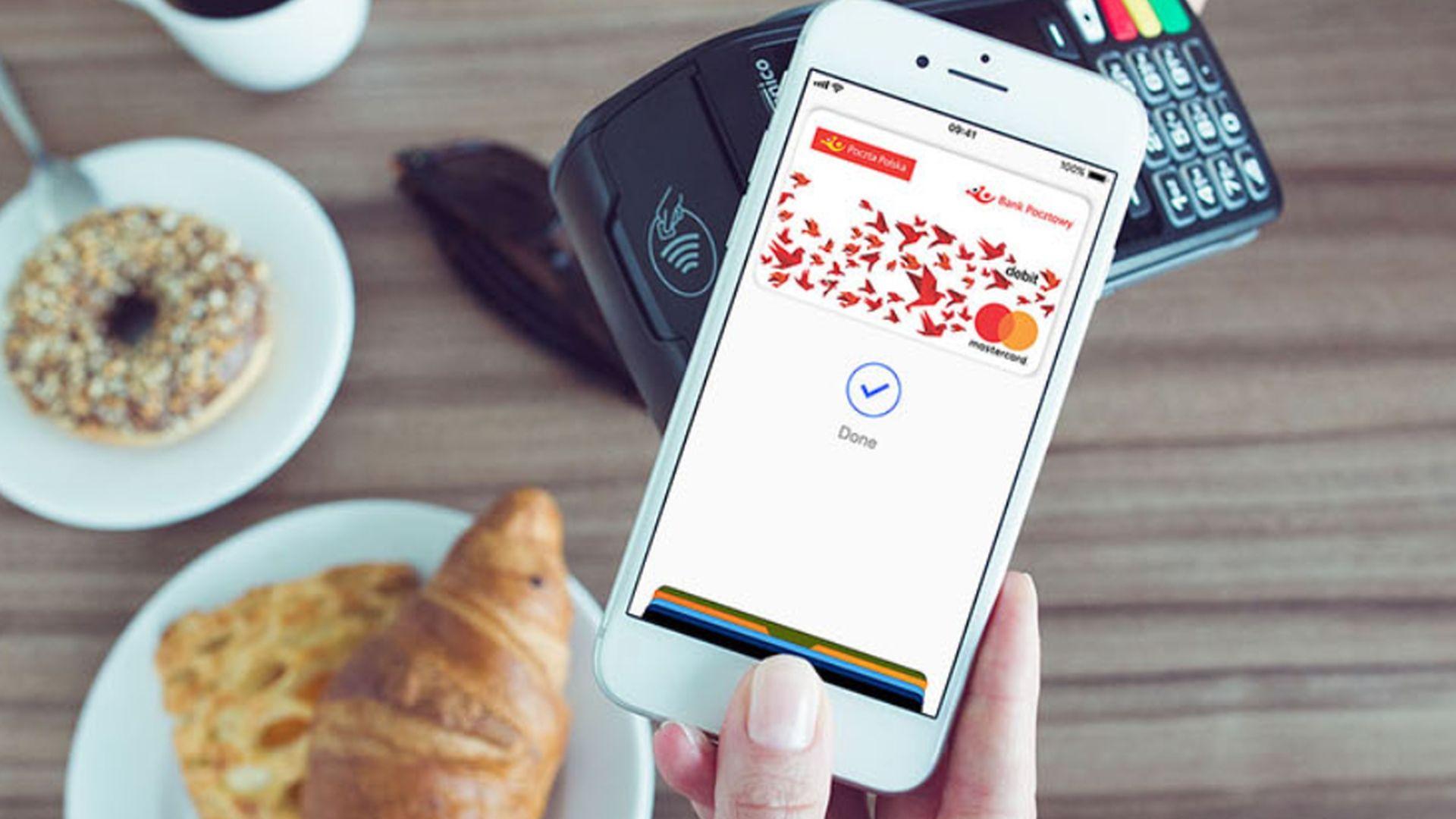Usługa Apple Pay dostępna od dziś w Banku Pocztowym