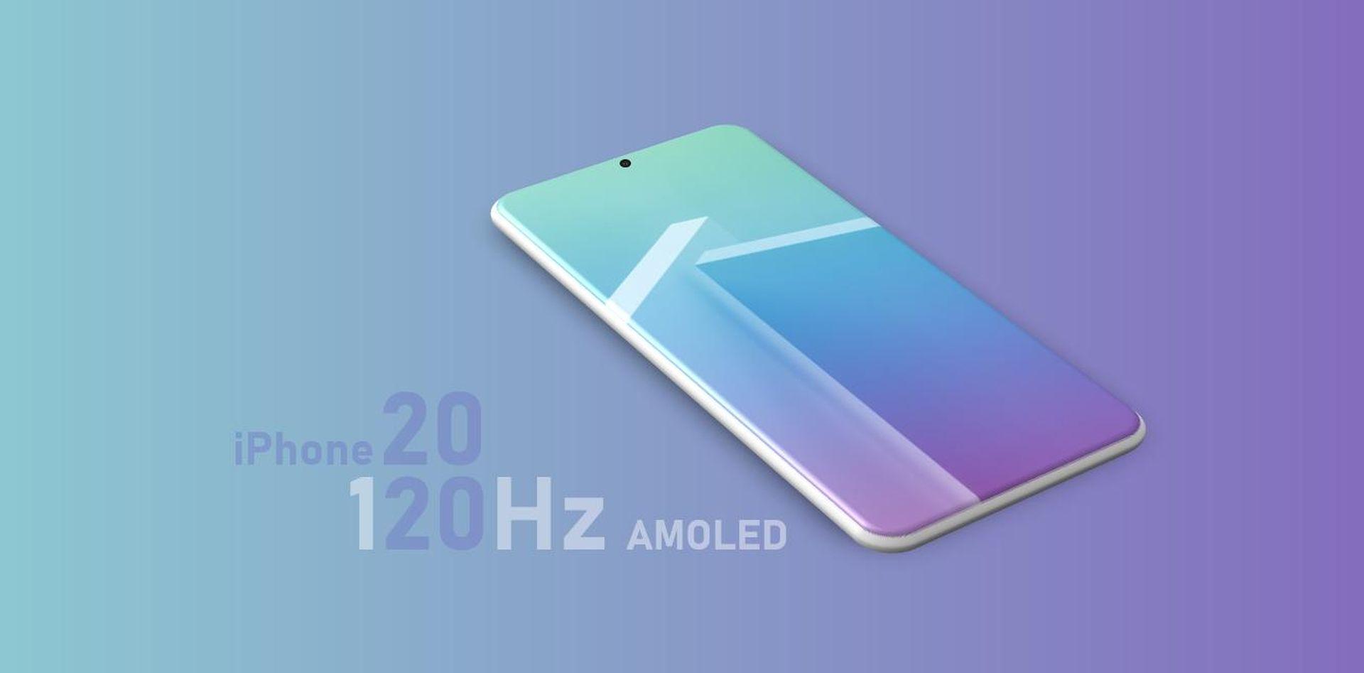 iPhone 12 Pro być może z ekranem ProMotion 120 Hz