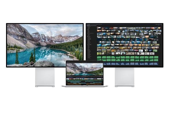 Macbook Pro 16 może obsługiwać dwa wyświetlacze o rozdzielczości 6K, w tym XDR Pro Display