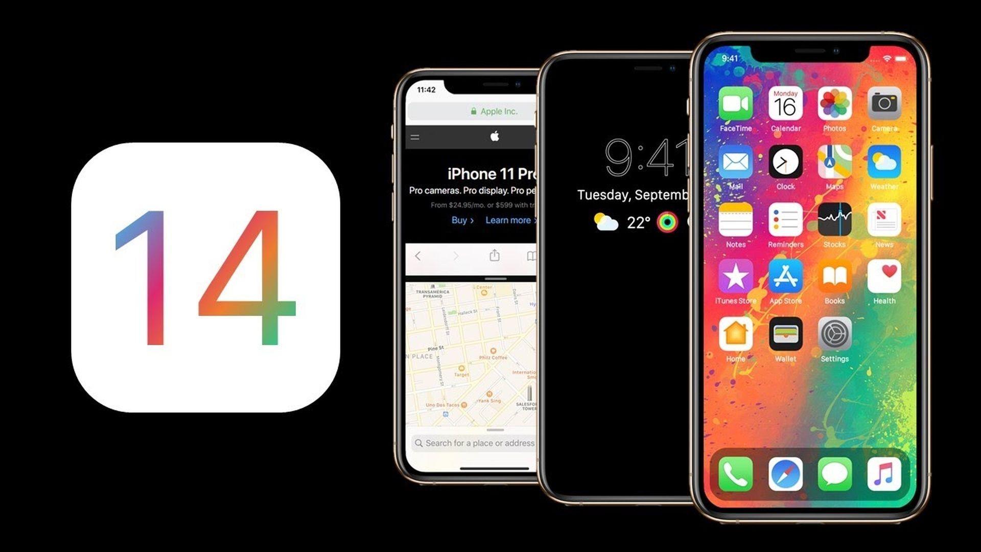Ciekawa koncepcyjna wizja wyglądu systemu iOS 14