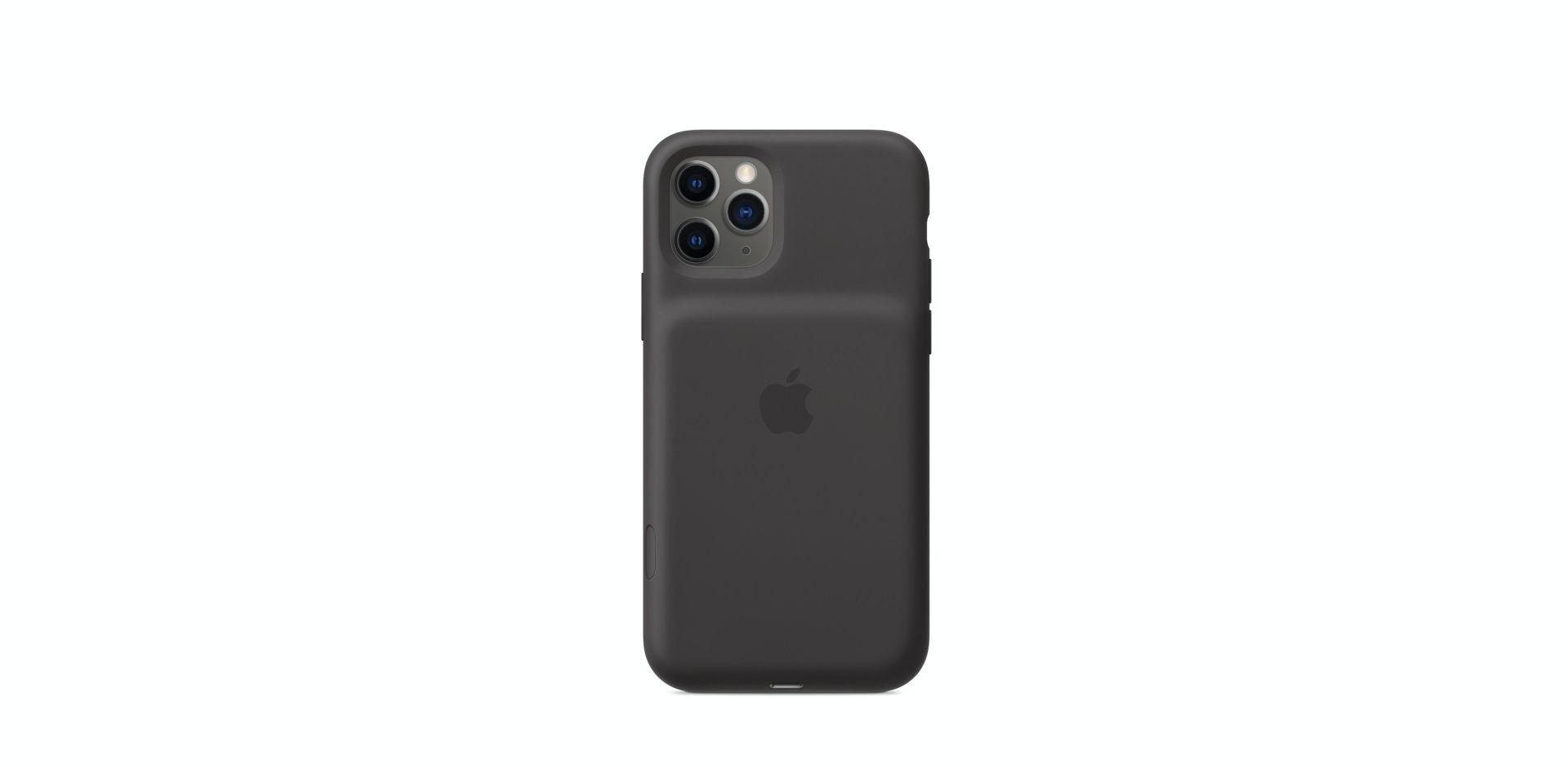 Patent firmy Apple na nowy bezprzewodowy Smart Battery Case