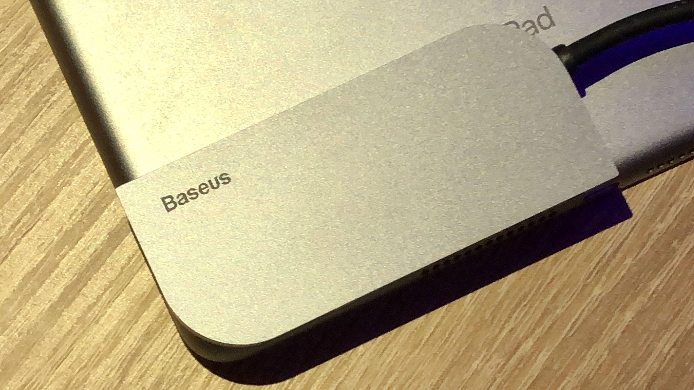 HUB dla iPada Pro USB C od Baseus – to dopiero jest sztos!
