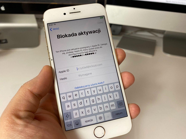 Jak zdjąć blokadę iCloud Find my iPhone z iPhone i iPad po Jailbreak Checkra1n za darmo (bypass)