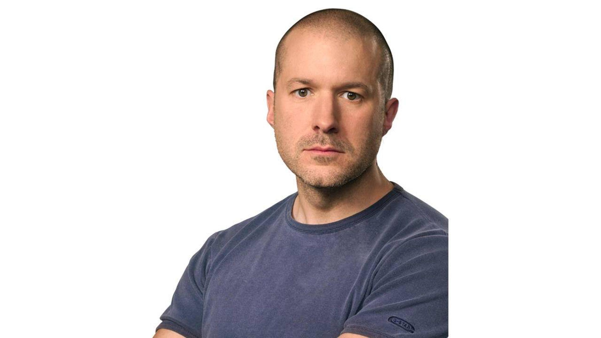 Jony Ive zniknął z oficjalnej strony zarządu firmy Apple
