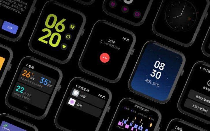Prezentacja Xiaomi Mi Watch już za nami – co nowego?
