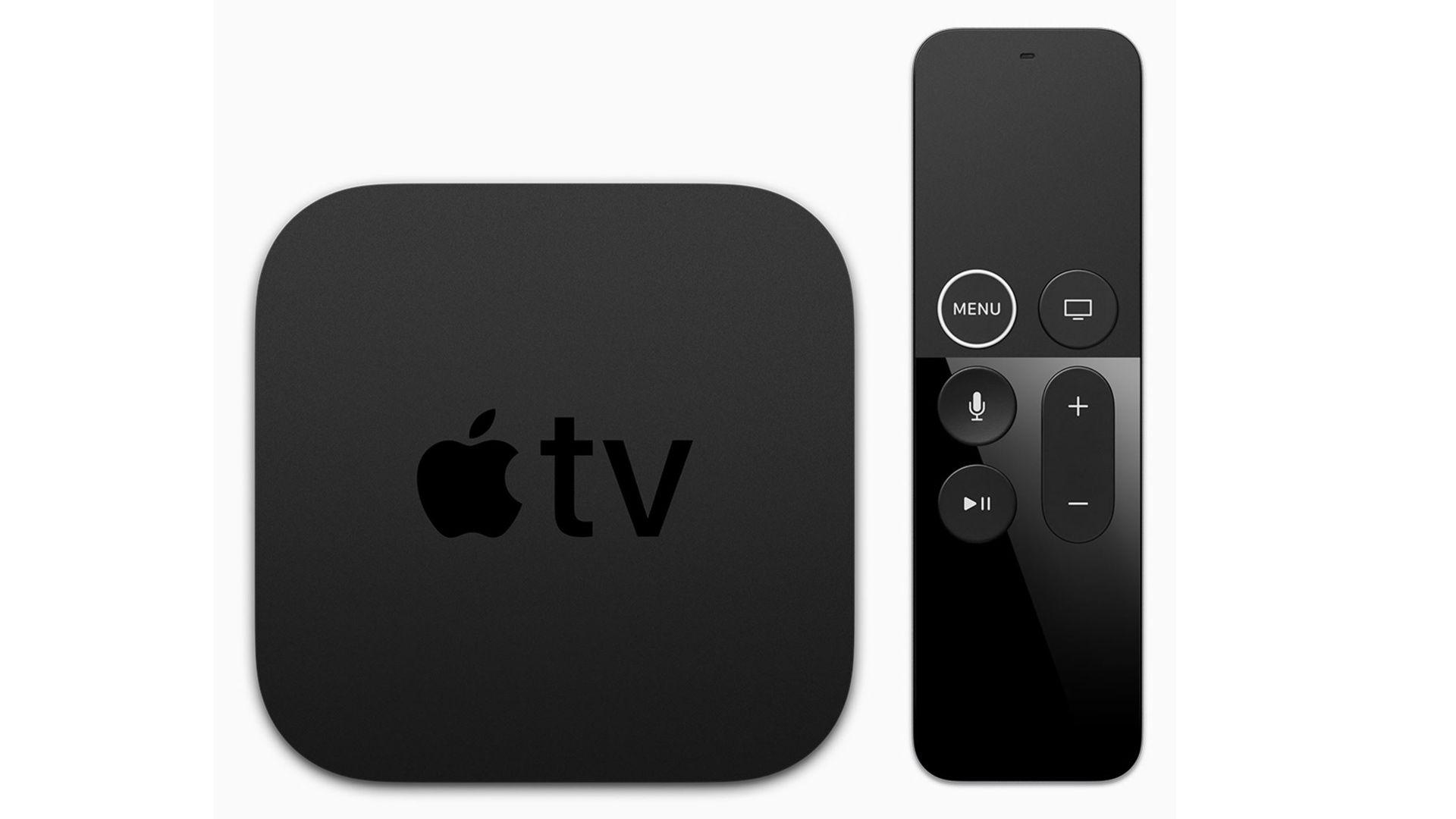 Prace nad nowym Apple TV oraz inwestycja Apple w nowe gry