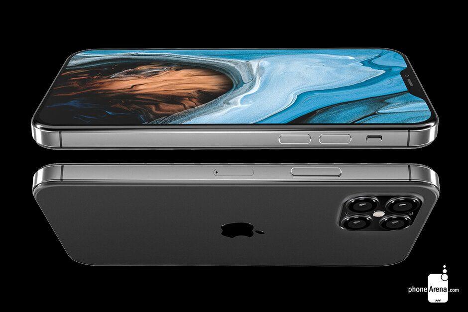 iPhone 12 i diametralne zmiany w stylistyce urządzenia.