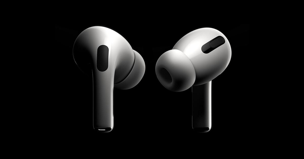 Apple wypuszcza aktualizację dla AirPods Pro