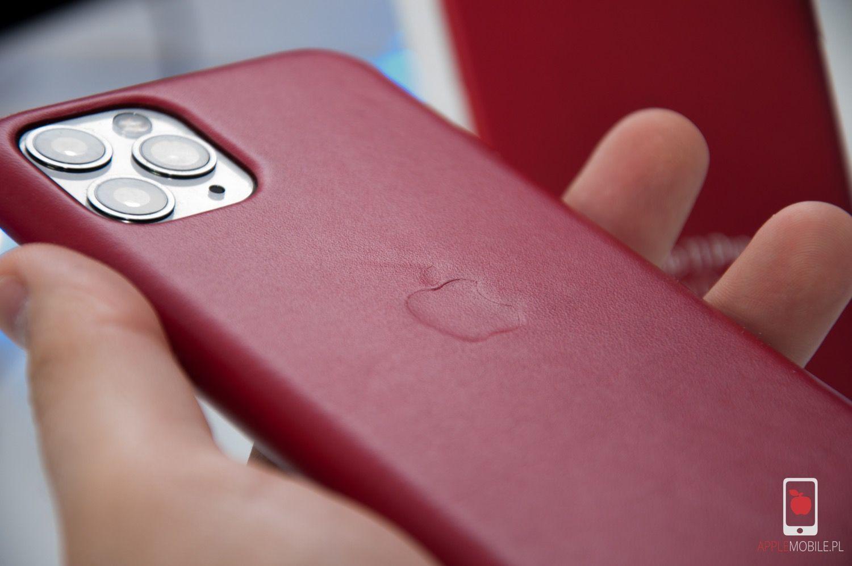 Recenzja skórzanego etui Apple dla iPhone 11 Pro. Czy warto wydać na nie 250 złotych?