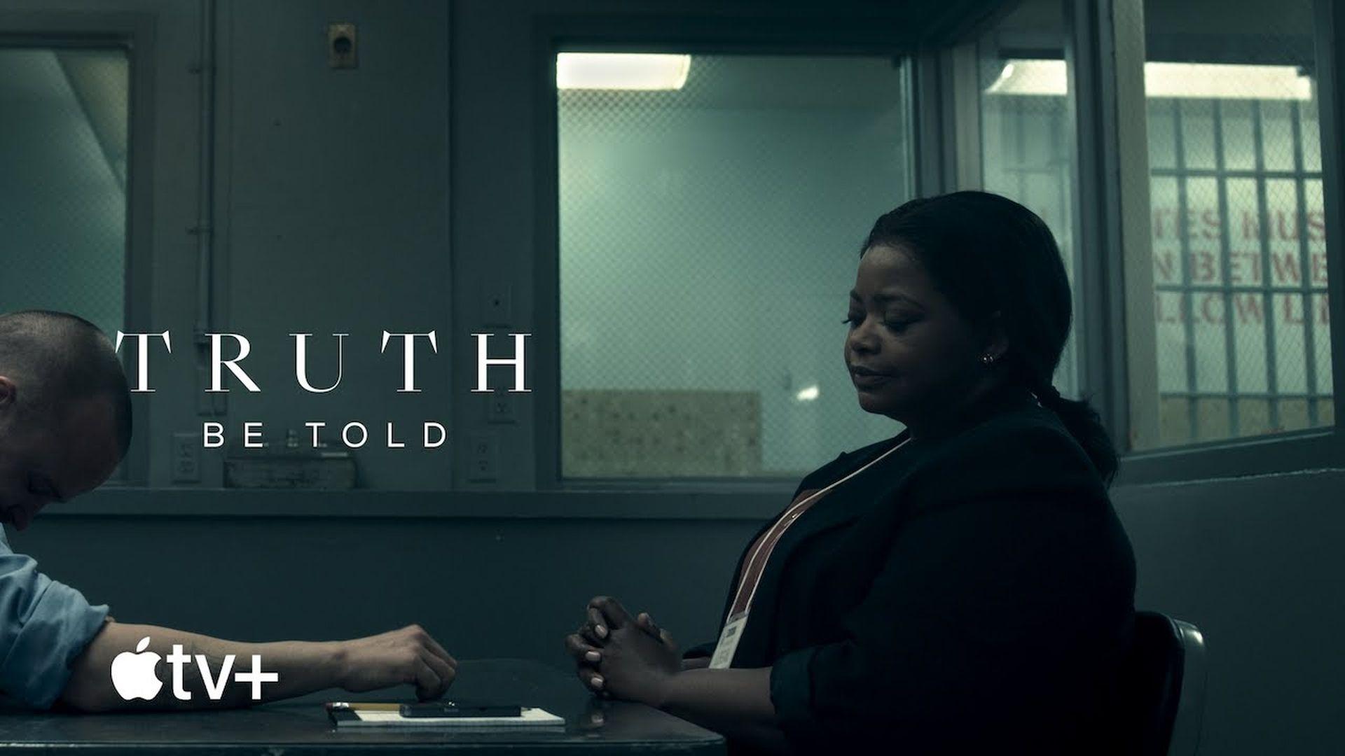 Pierwsze 3 odcinki serialu Truth Be Told dostępne w usłudze Apple TV+