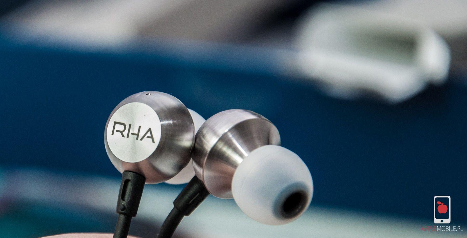Recenzja słuchawek RHA MA650 – jakość, jakość, jakość i do tego aptX!