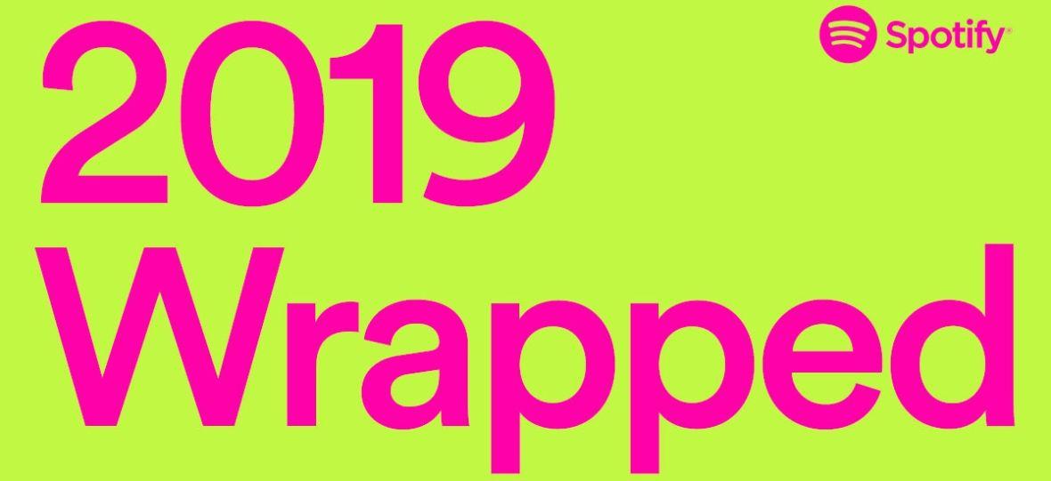 Podsumowanie roku przez Spotify, czyli Wrapped 2019!