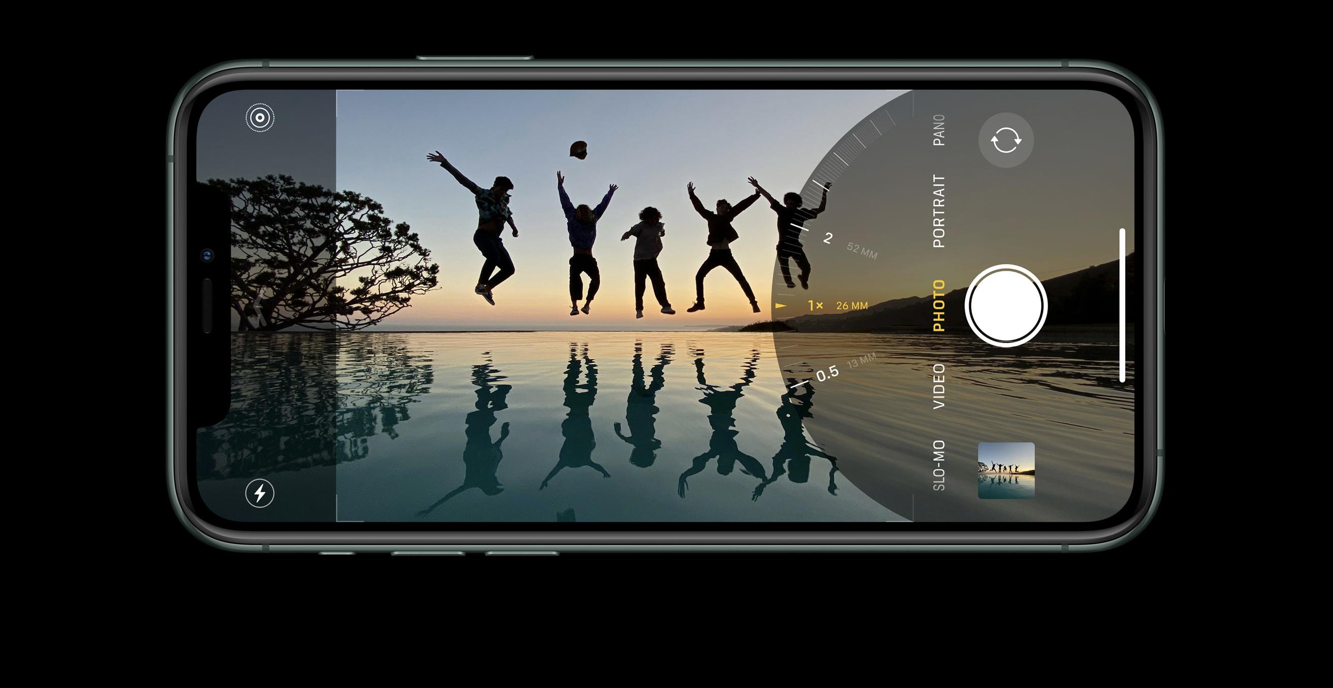 Najnowsza aplikacja aparatu z iPhone 11 Pro w starym iPhonie?Recenzja NewCam!