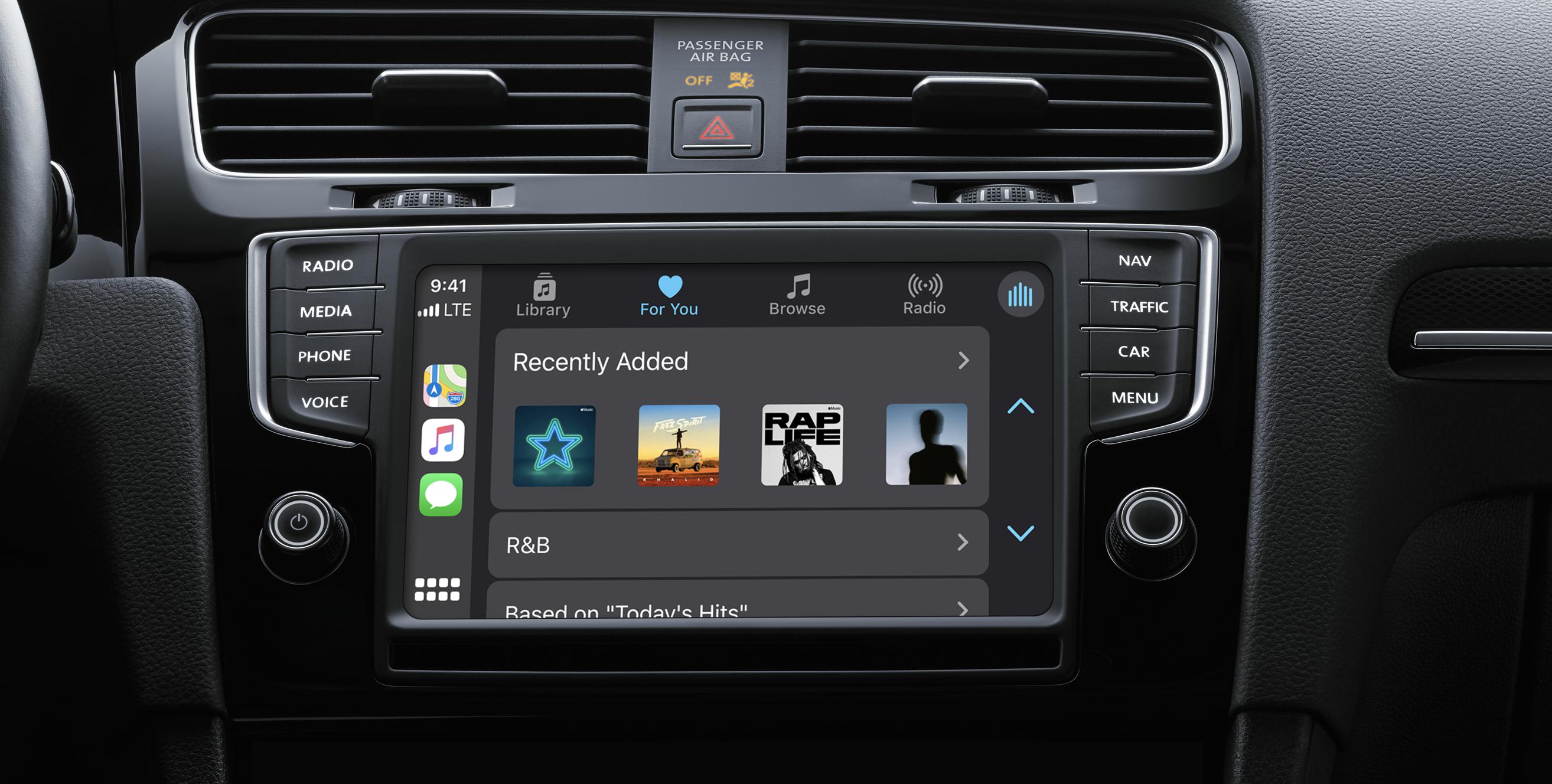 Czy da się uruchomić CarPlay na iPhonie? Recenzja CarOS.