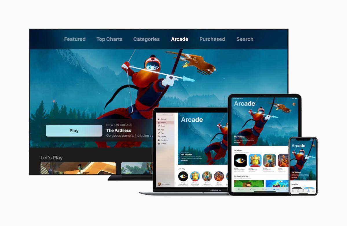 Niedługo kolejne nowe tytuły gier w usłudze Apple Arcade