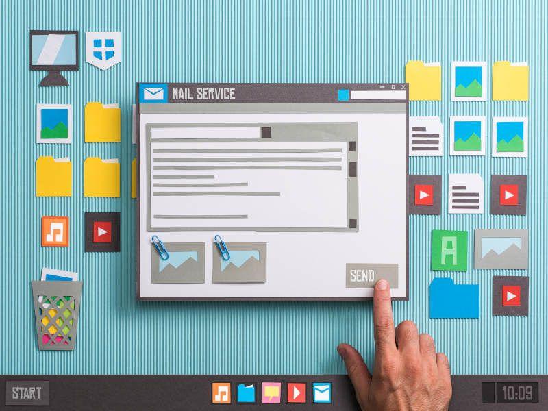 Skrzynka mailowa – bezpieczna czy wygodna?