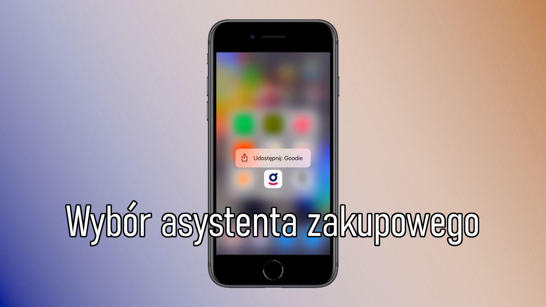 Zestawienie asystentów zakupowych z App Store – rób mniej i płać mniej!