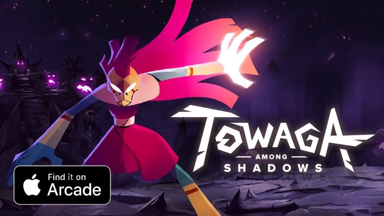 "Trailer gry ""Towaga: Among Shadows"" dostępnej w ramach Apple Arcade"