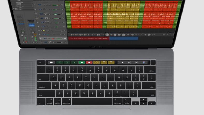 Problem z wydobywającymi siędźwiękami z głośników w Macbook'u Pro 16