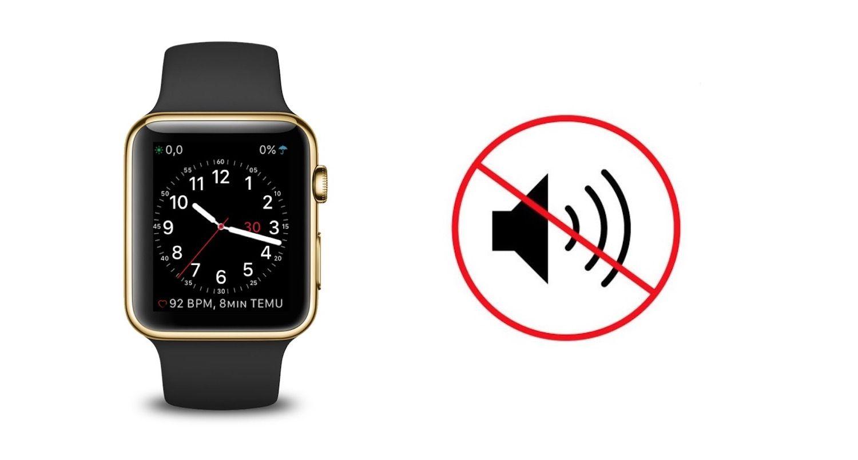 """Cztery sposoby by """"uciszyć"""" Apple Watch'a"""