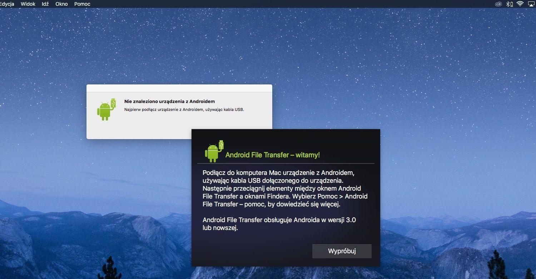 Jak skopiować pliki z Android na Mac? Poradnik dla początkujących
