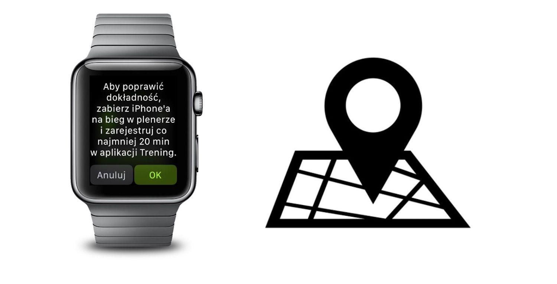 Jak skalibrować zegarek Apple Watch w celu dokładniejszego śledzenia treningu
