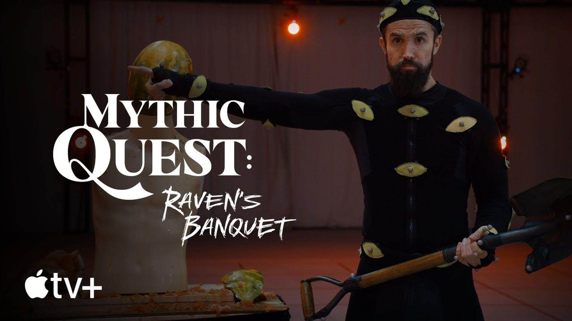 Firma Apple dodała nowy zwiastun serialu komediowego Mythic Quest