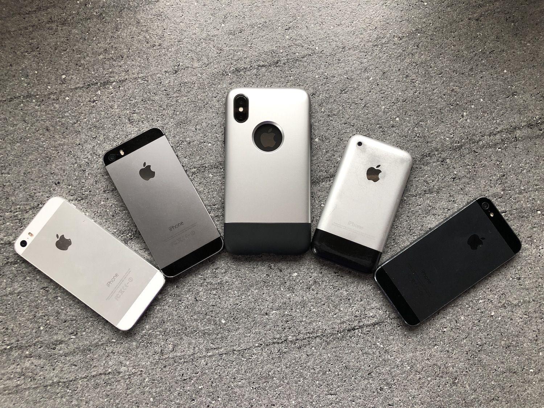 Recenzja Case Spigen Classic One 10th Aniversary, czyli jak zmienić iPhone'a X w iPhone'a 1!