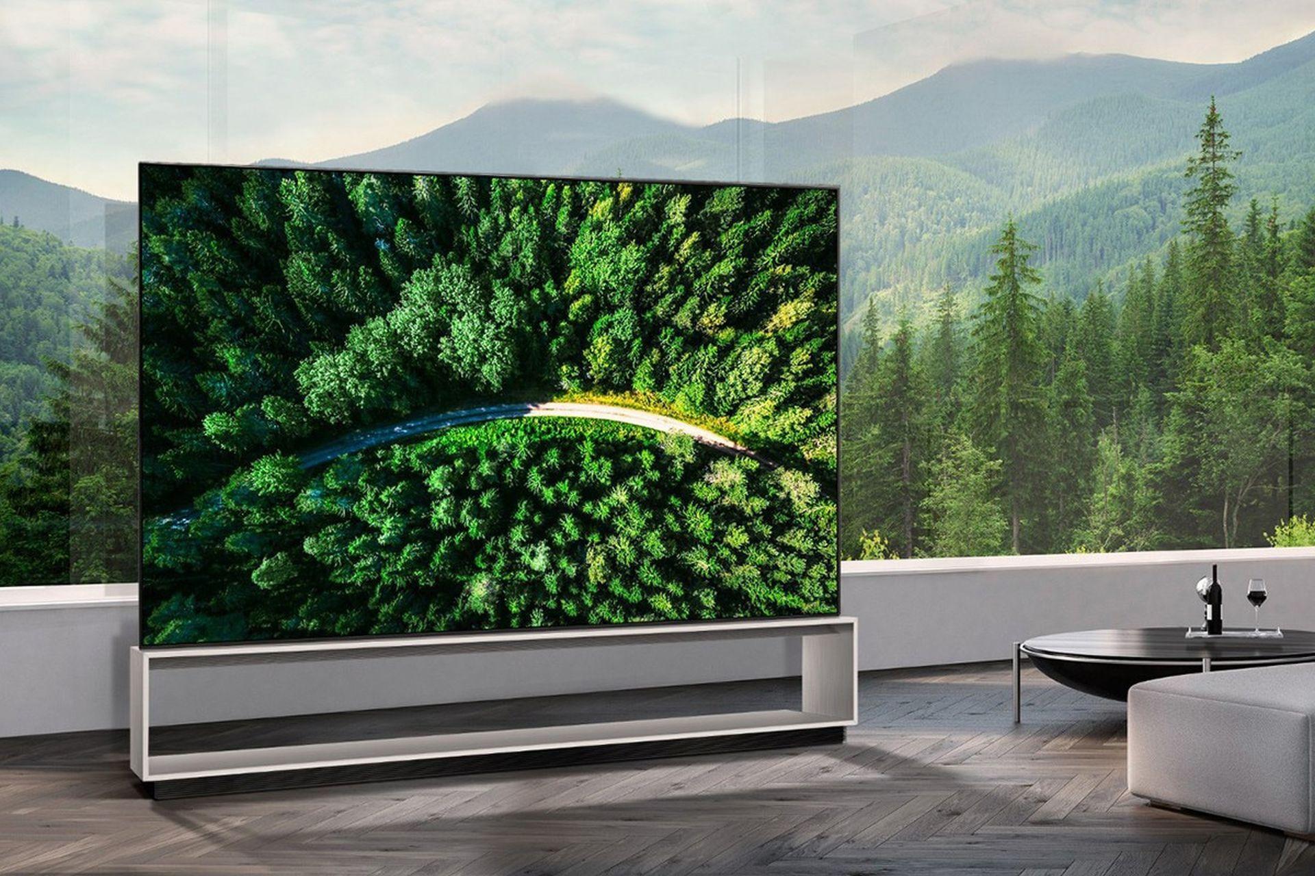 Nowe telewizory od LG z 8K ze wsparciem HomeKit i AirPlay