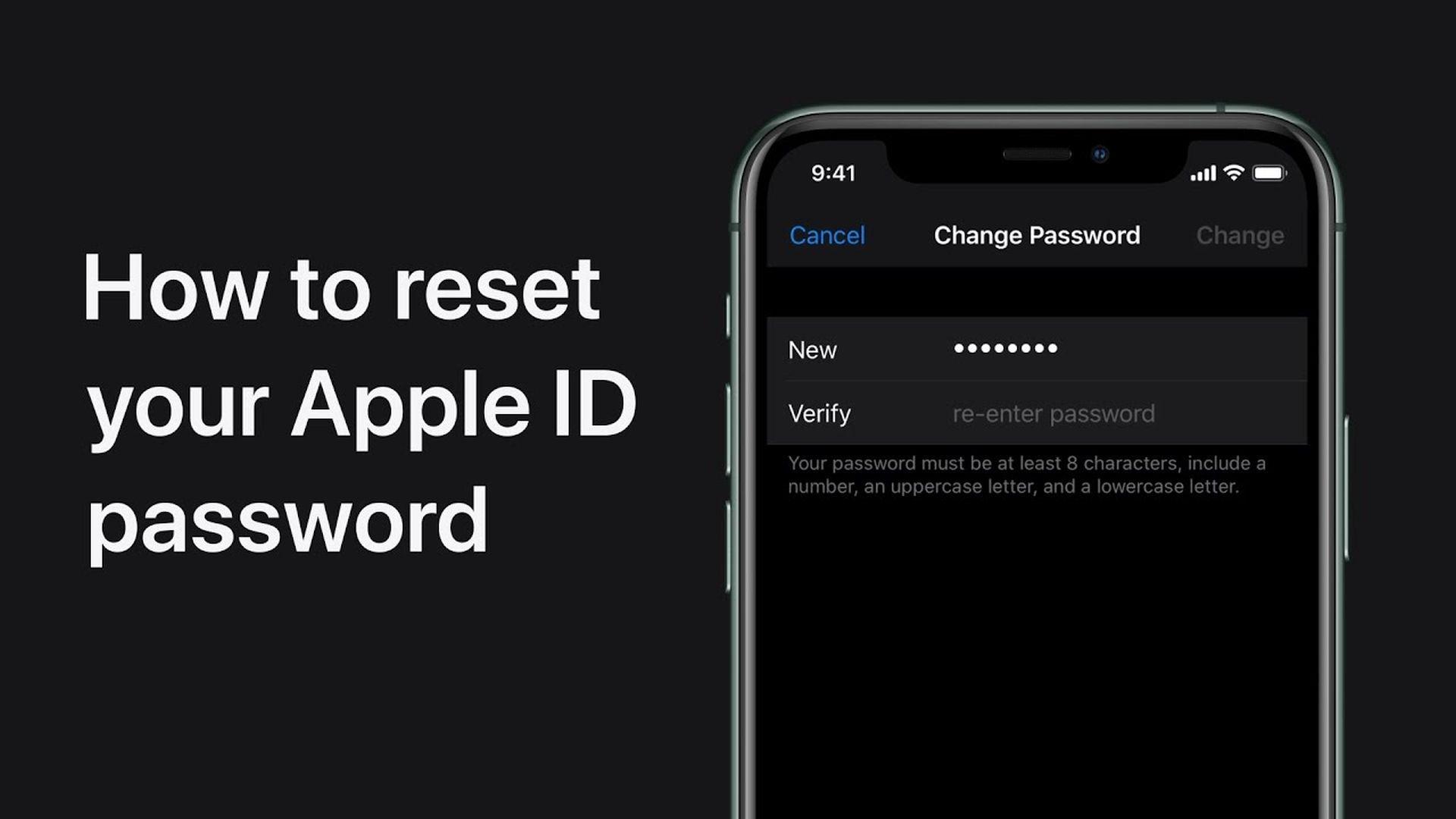 Poradnik Apple: Jak zresetować hasło Apple ID w iPhonie