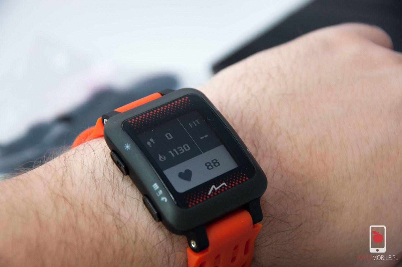 Recenzja MiVia Run 350 – sportowy zegarek z GPS z sensorem tętna od MIO