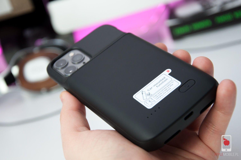 Recenzja Tech-Protect Battery Pack 4800mAh dla iPhone'a 11 PRO – dla tych, którym ciągle brakuje prądu w telefonie.
