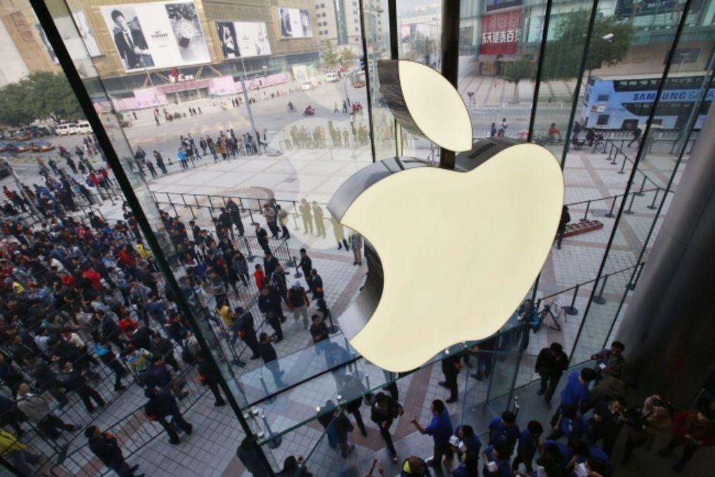 Apple ponownie otworzy niektóre sklepy w Pekinie