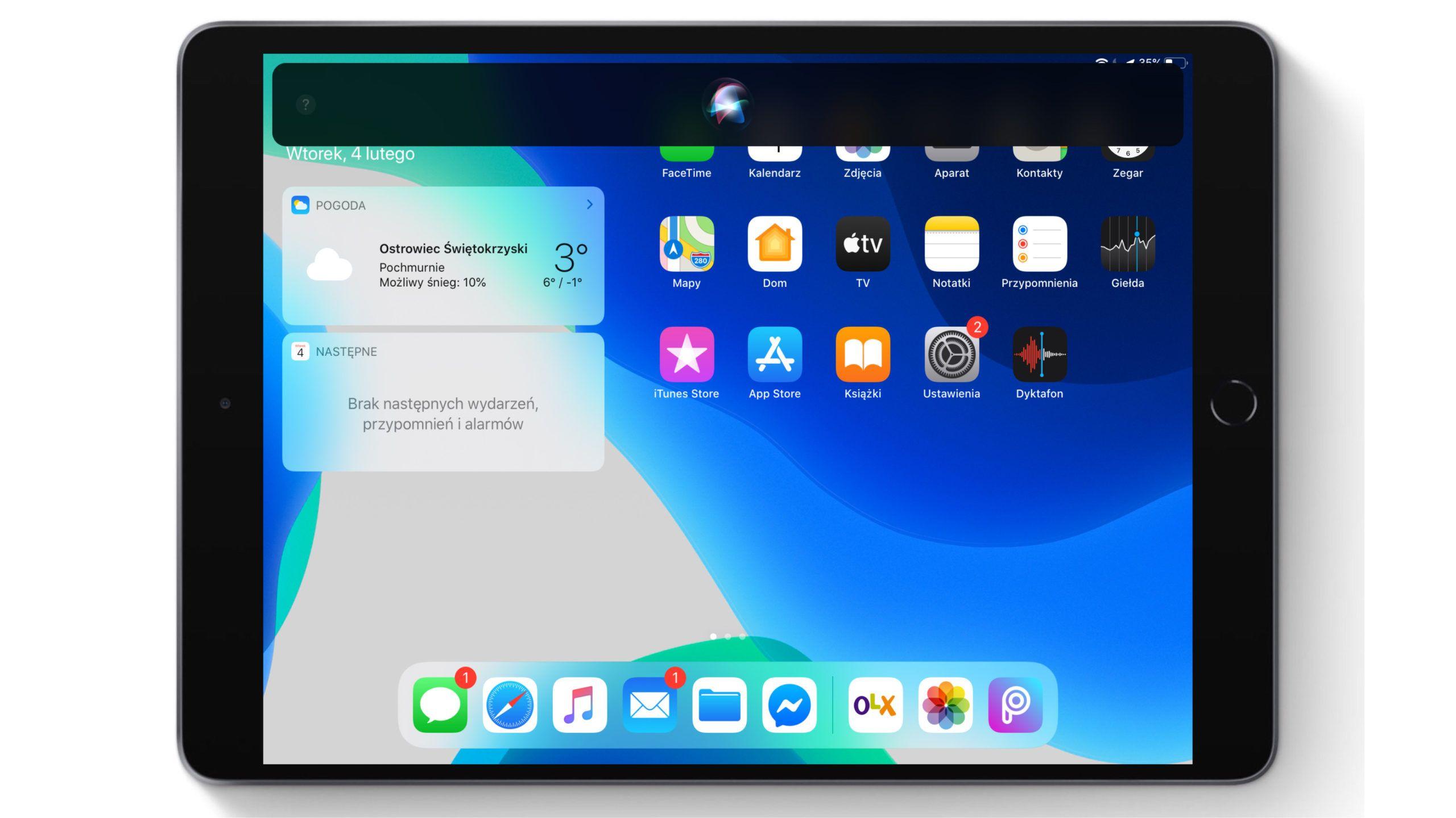 Siri przeszkadzająca w pracy? SmallSiri na iPadzie Ci pomoże!