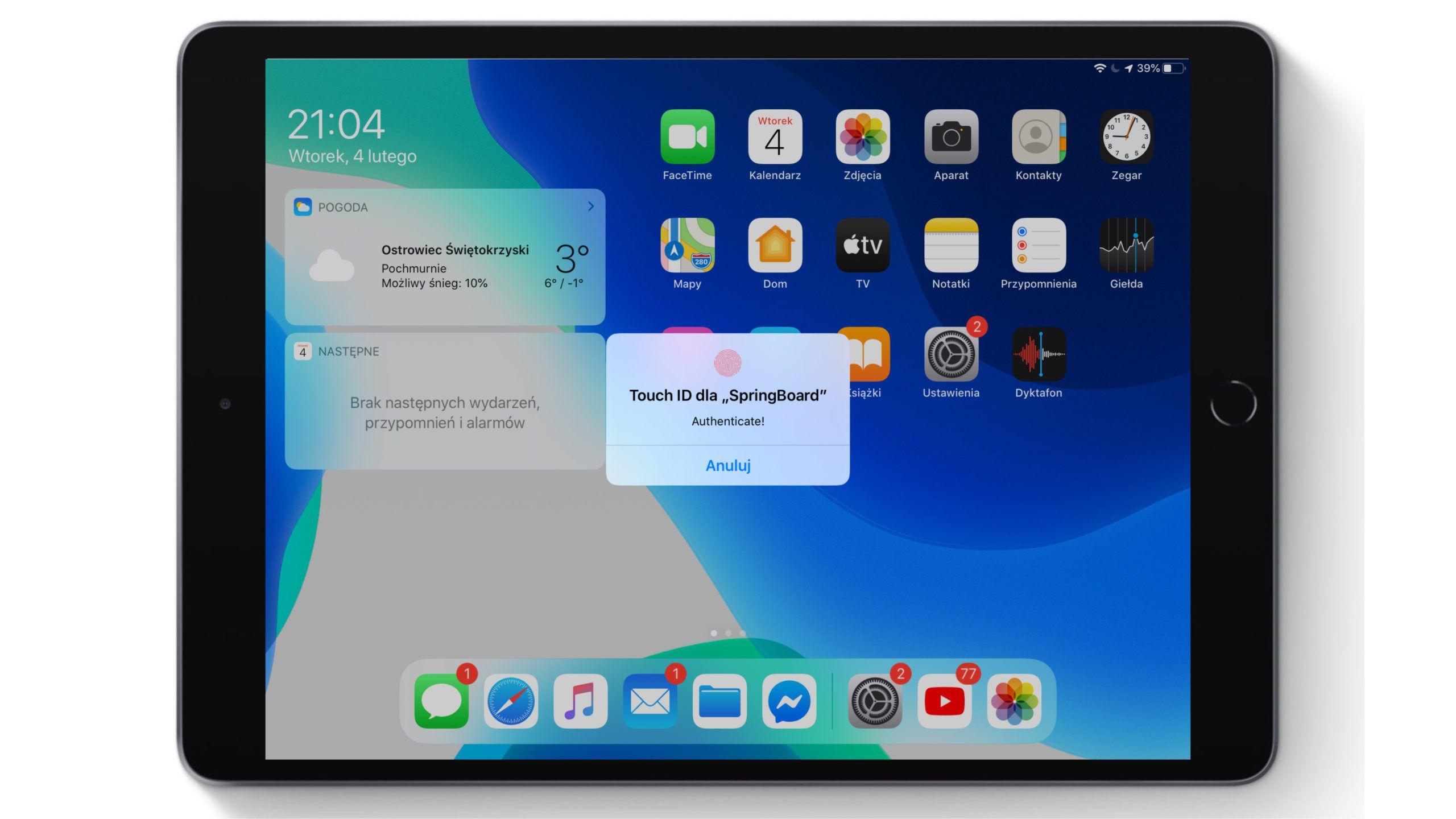 LockApps – bezpieczeństwo i prywatność na iPadzie.