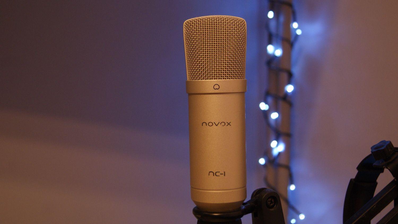 Tani i dobry mikrofon do MacBooka? Novox NC-1!