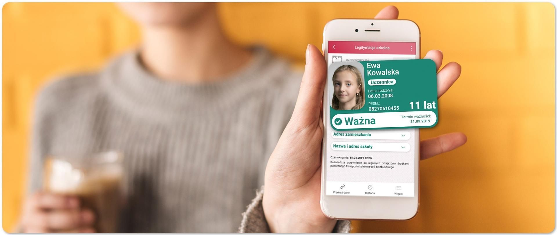 mLegitymacja studencka i szkolna dostępne w aplikacji mObywatel na iOS