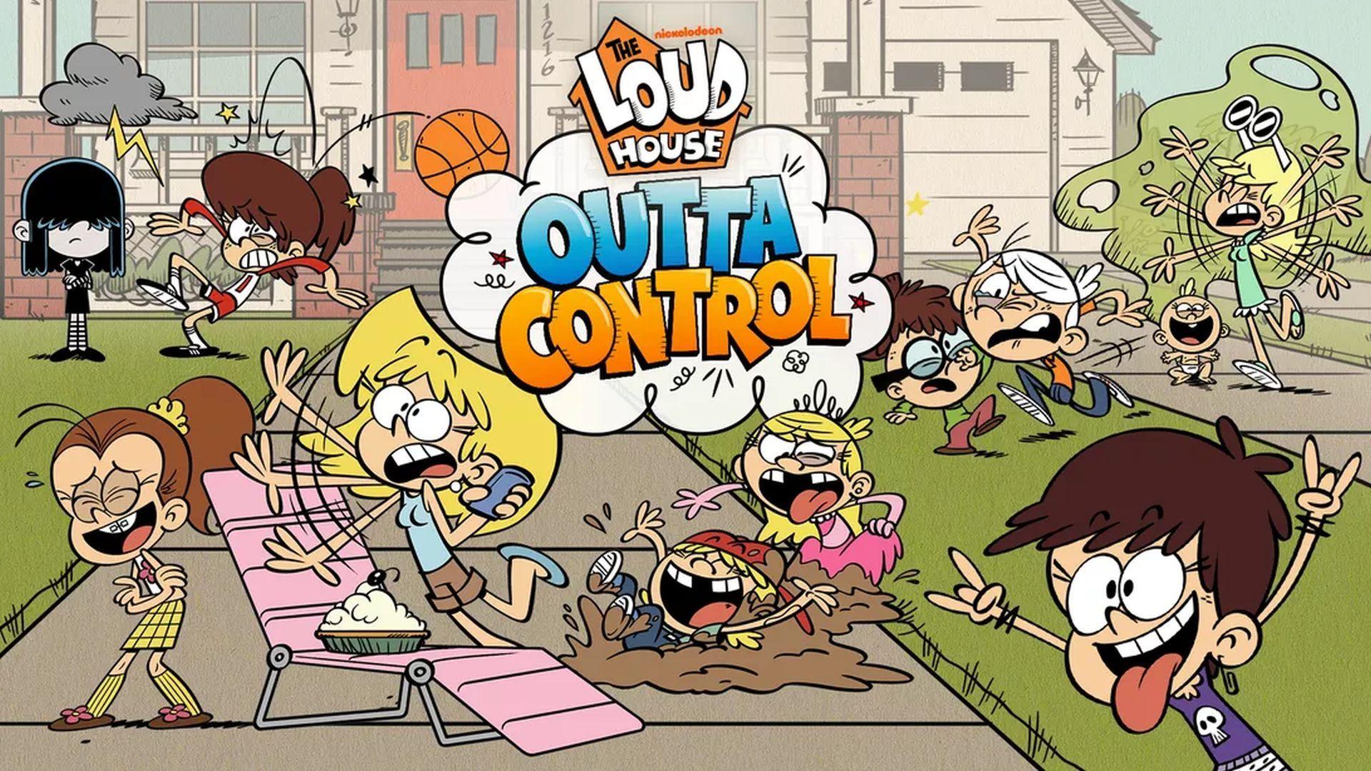 """Nowa gra """"Loud House: Outta Control"""" dostępna w usłudze Apple Arcade"""
