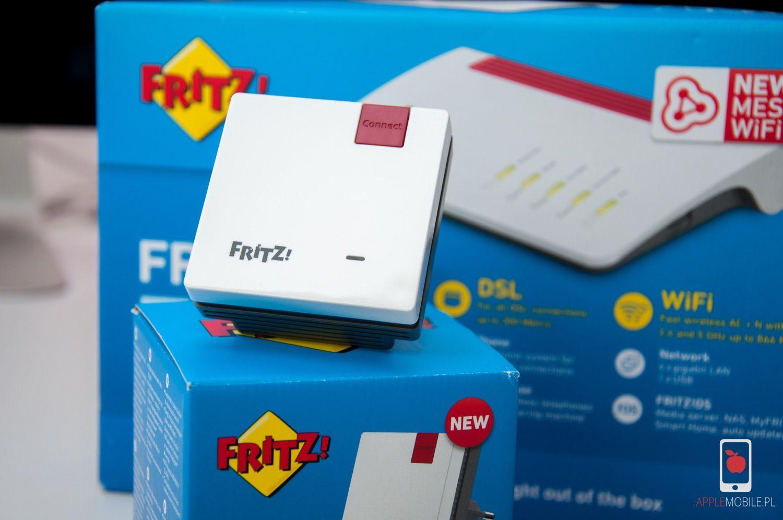 Recenzja Fritz!Repeater 600 z MESH WiFi – gdy WiFi niedomaga w Twoim SmartHome
