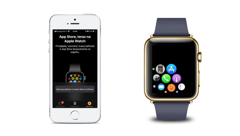 Jak zarządzać aplikacjami na Apple Watch