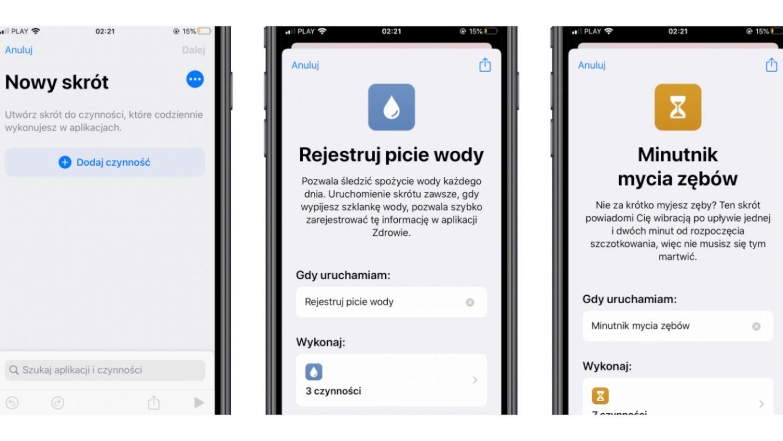 Skróty – apka po polsku dla miłośników smart życia… Od Apple!