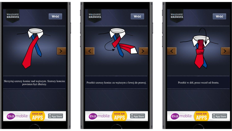 #42 Aplikacja tygodnia – Tie a Tie, czyli sposób na krawat (i nie tylko!)