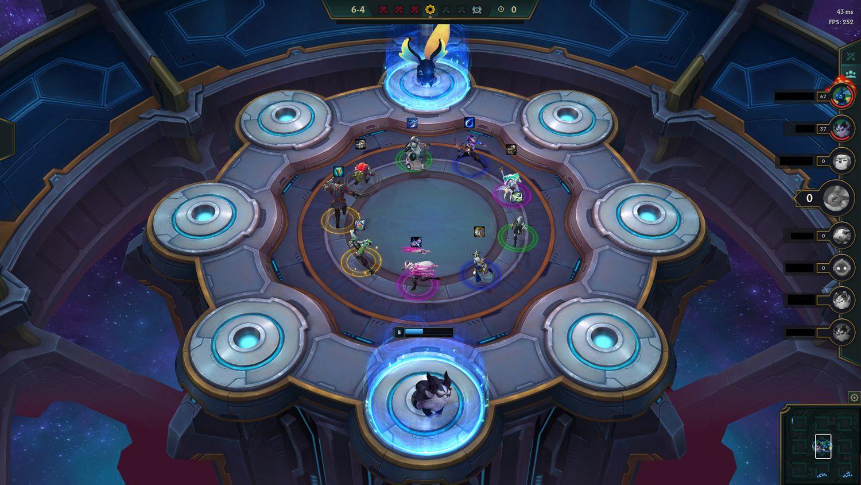 Przegląd gry Teamfight Tactics od Riot Games na iPhone!