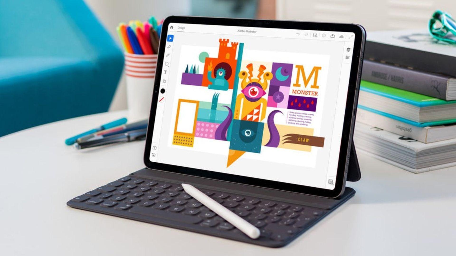 Adobe zaprasza użytkowników do testowania Illustratora na iPadzie