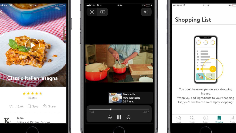 Przegląd aplikacji na iPhone dla fanatyków gotowania i nie tylko!