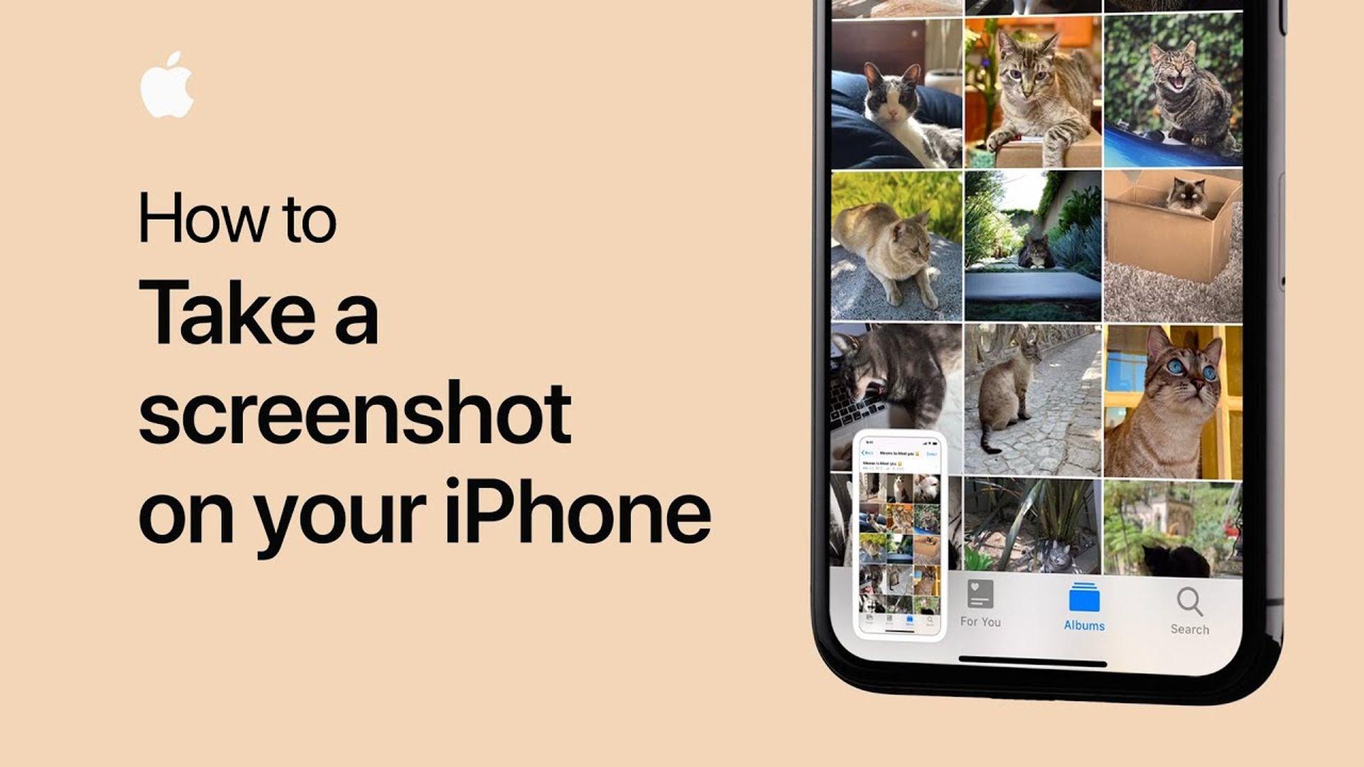 Poradnik Apple: Jak zrobić zrzut ekranu na iPhonie lub iPadzie