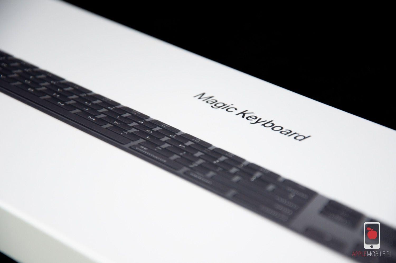 Recenzja Apple Magic Keyboard Space Gray z polem numerycznym. Czyli jak wydałem dodatkowe 100 zł na gwieździsty kolor.